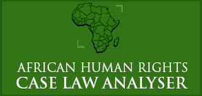African Human Rights Case Law Analyser